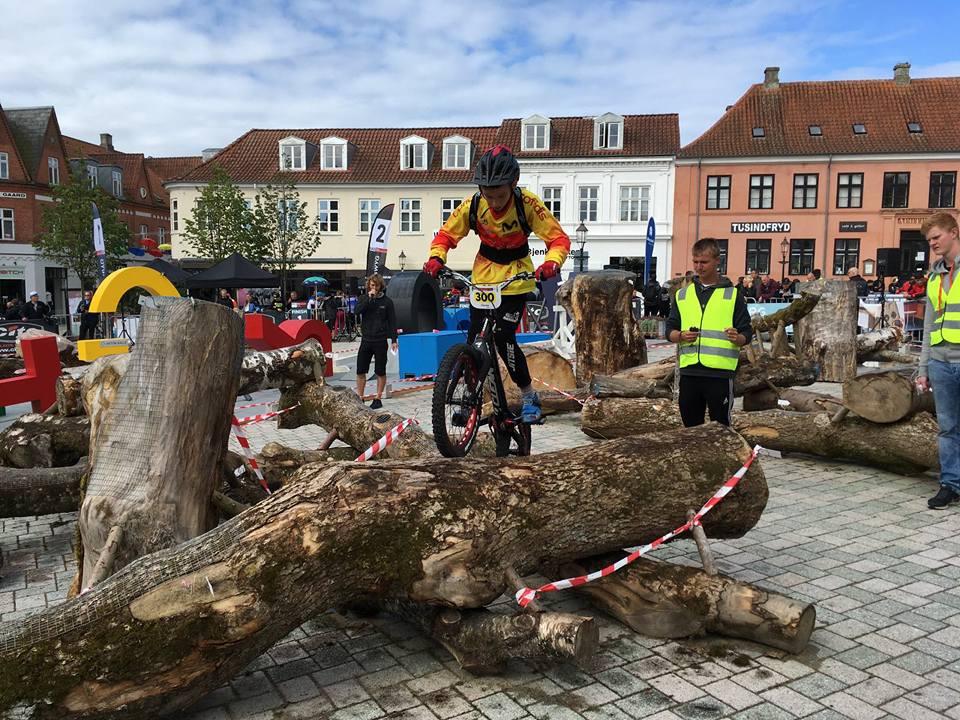 #TeamESPciclismo / JJ Mundiales Juventud Trial / Viborg / 2017