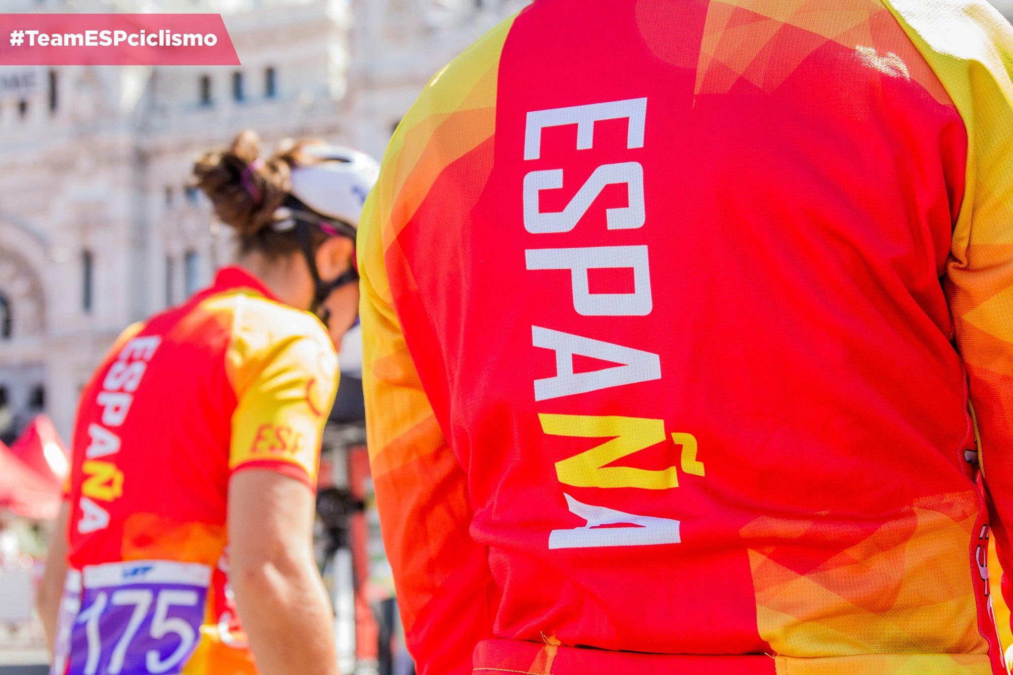 #TeamESPciclismo / Madrid Challenge / Carretera Fem / 2017