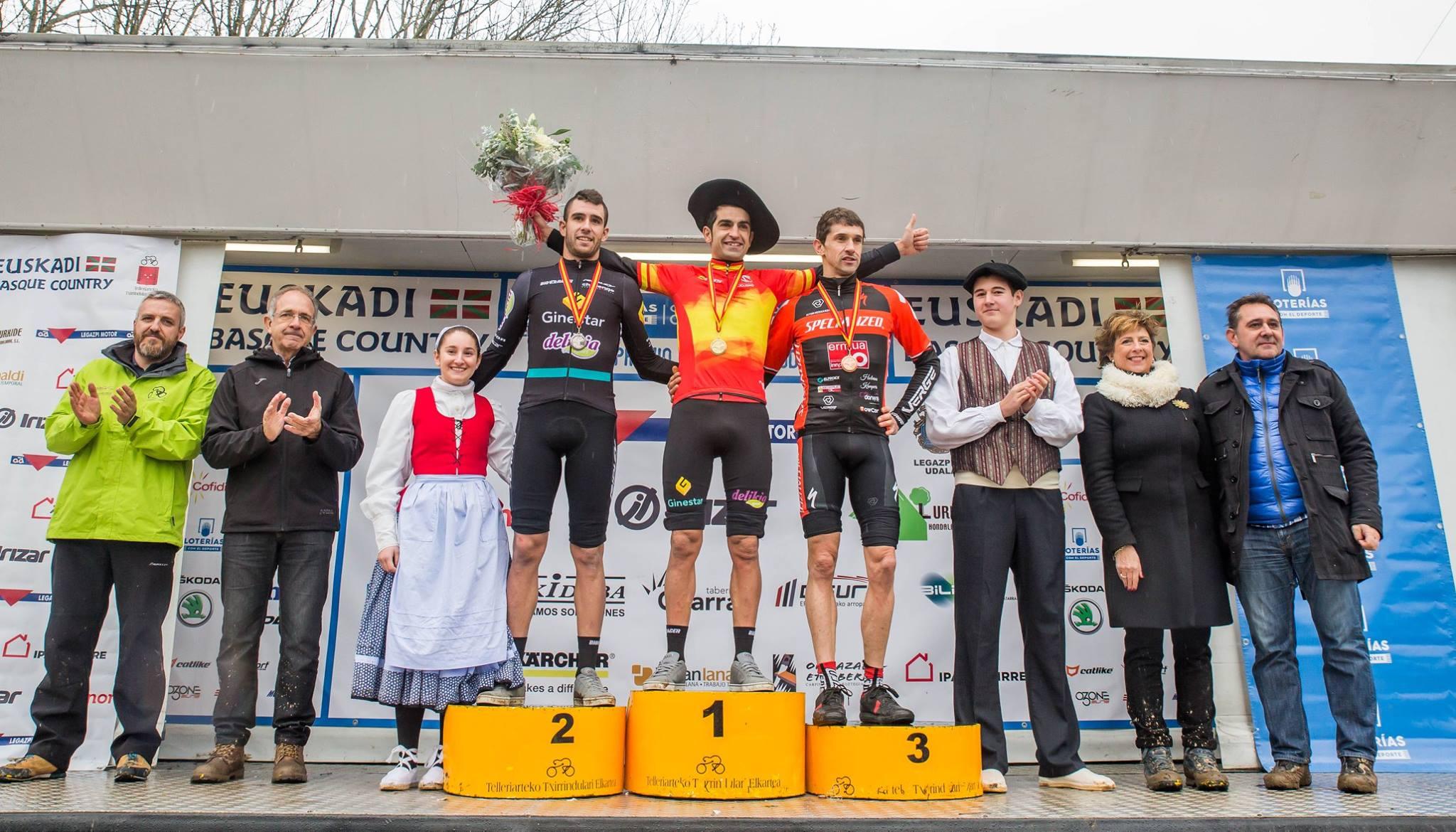 Campeonato de España de Ciclocross de Legazpi 2018