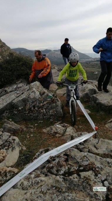 1ª PRUEBA CAMPEONATO ANDALUCIA TRIALBICI-SIERRA ELVIRA