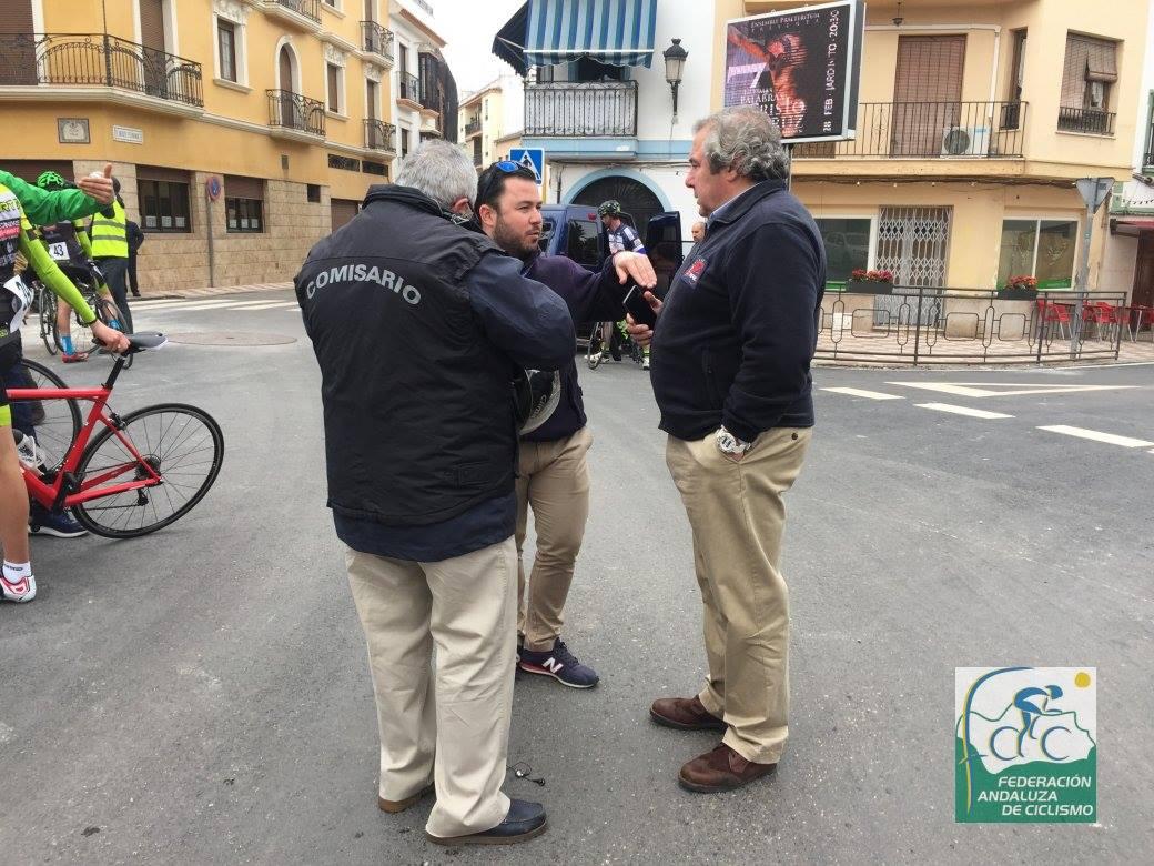 IV SUBIDA AL SANTUARIO VIRGEN DE LA SIERRA