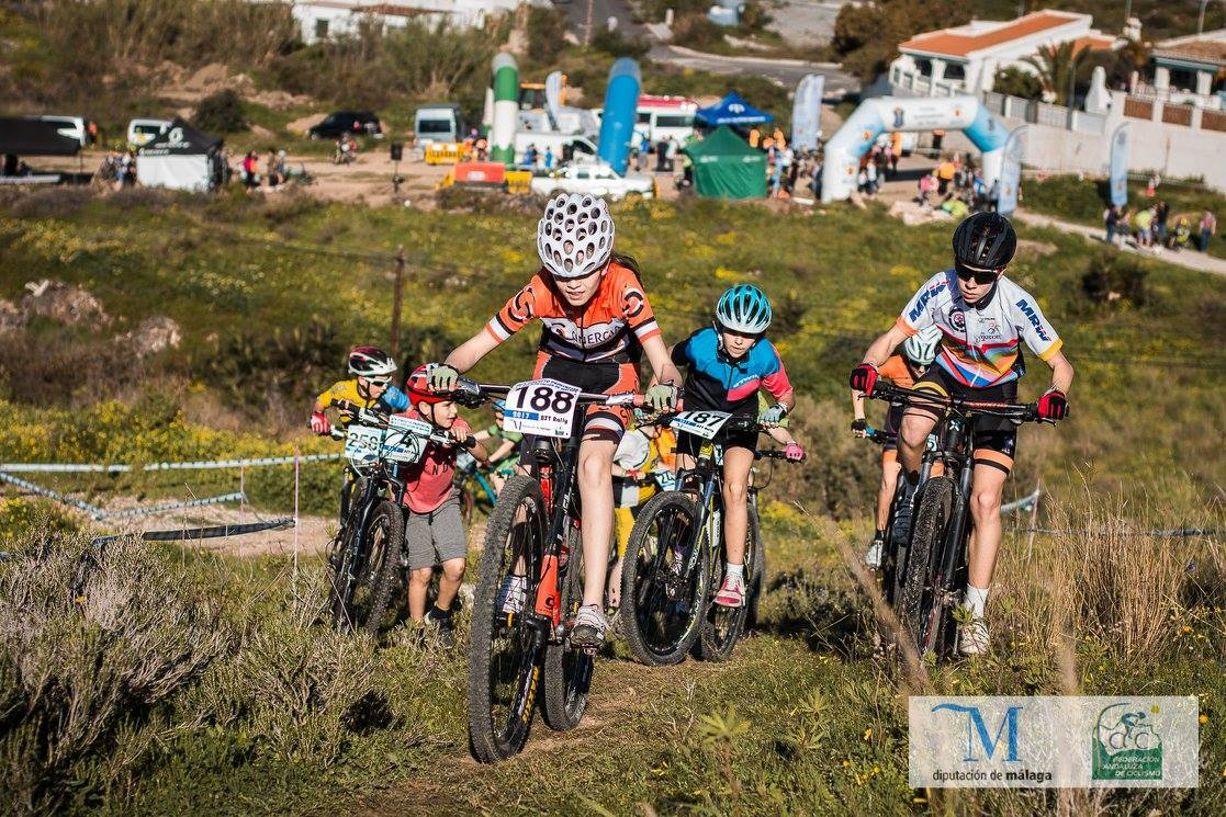 I RALLY ESCUELAS X-BIKE NERJA BTT
