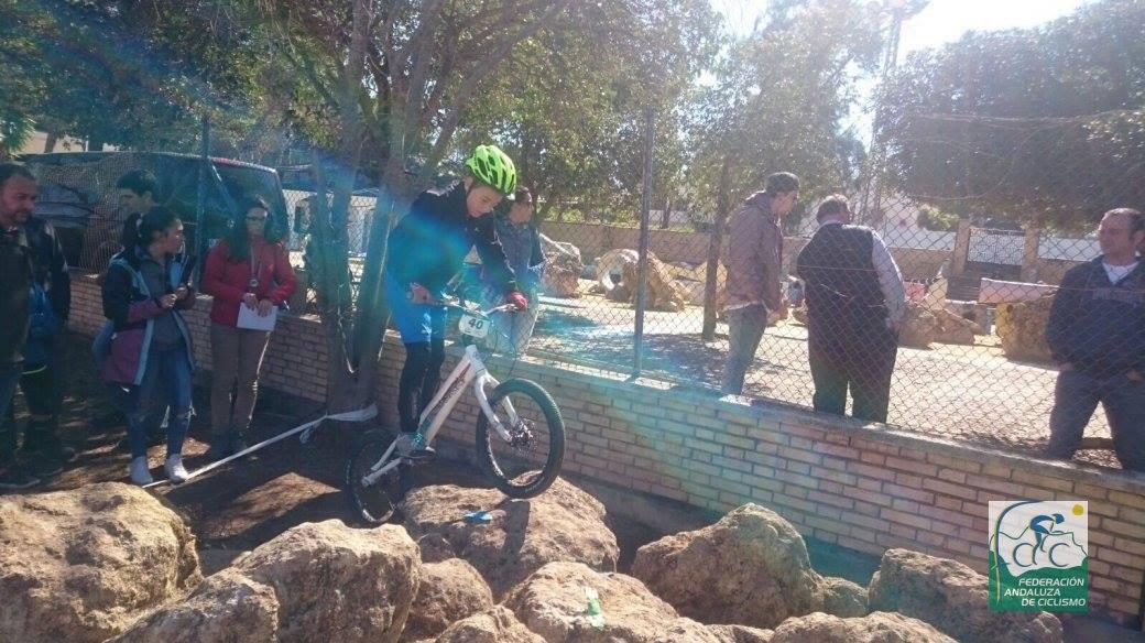 2ª PRUEBA CAMPEONATO ANDALUCIA TRIALBICI-ALCALA DE GUADAIRA