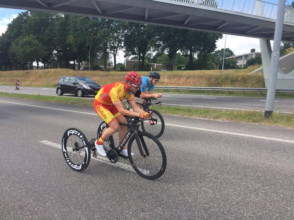 #TeamESPciclismo / Copa del Mundo Ciclismo Adaptado / Emmen /2018