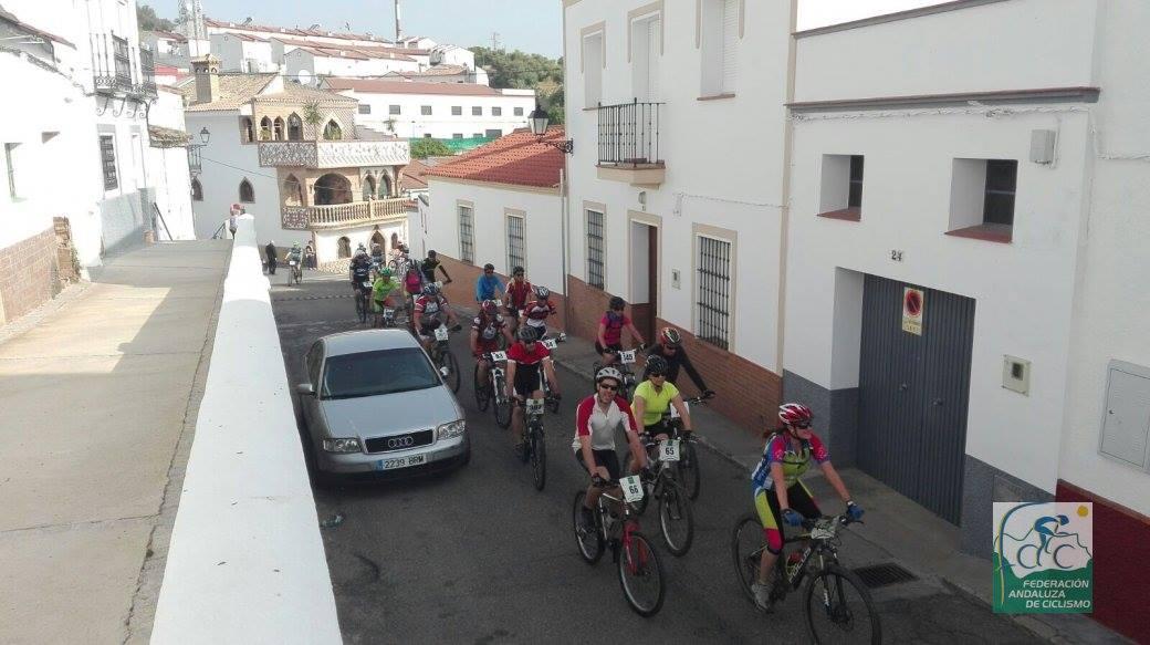 2ª MARCHA CICLOTURISTA EL CASTILLO DE LAS GUARDAS