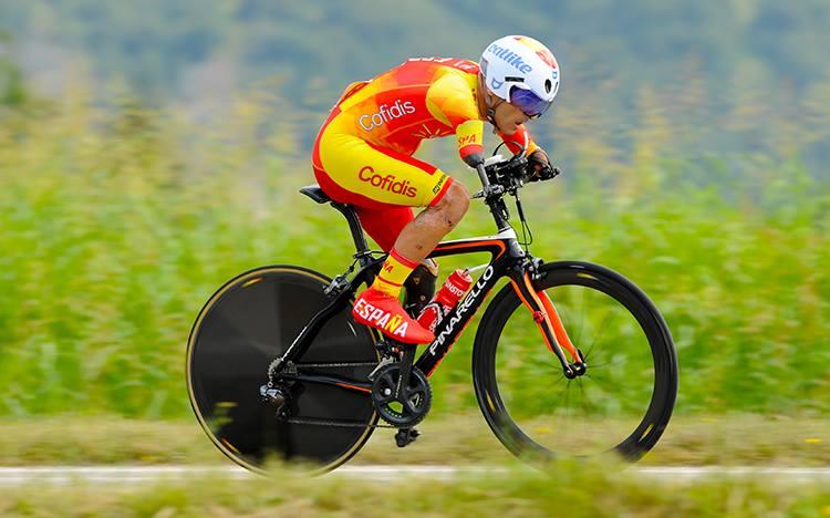 #TeamESPciclismo / Mundial Ciclismo Adaptado /  Maniago 2018