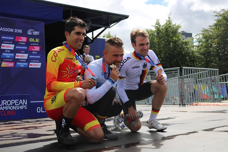 #TeamESPciclismo | Campeonatos de Europa de Glasgow 2018