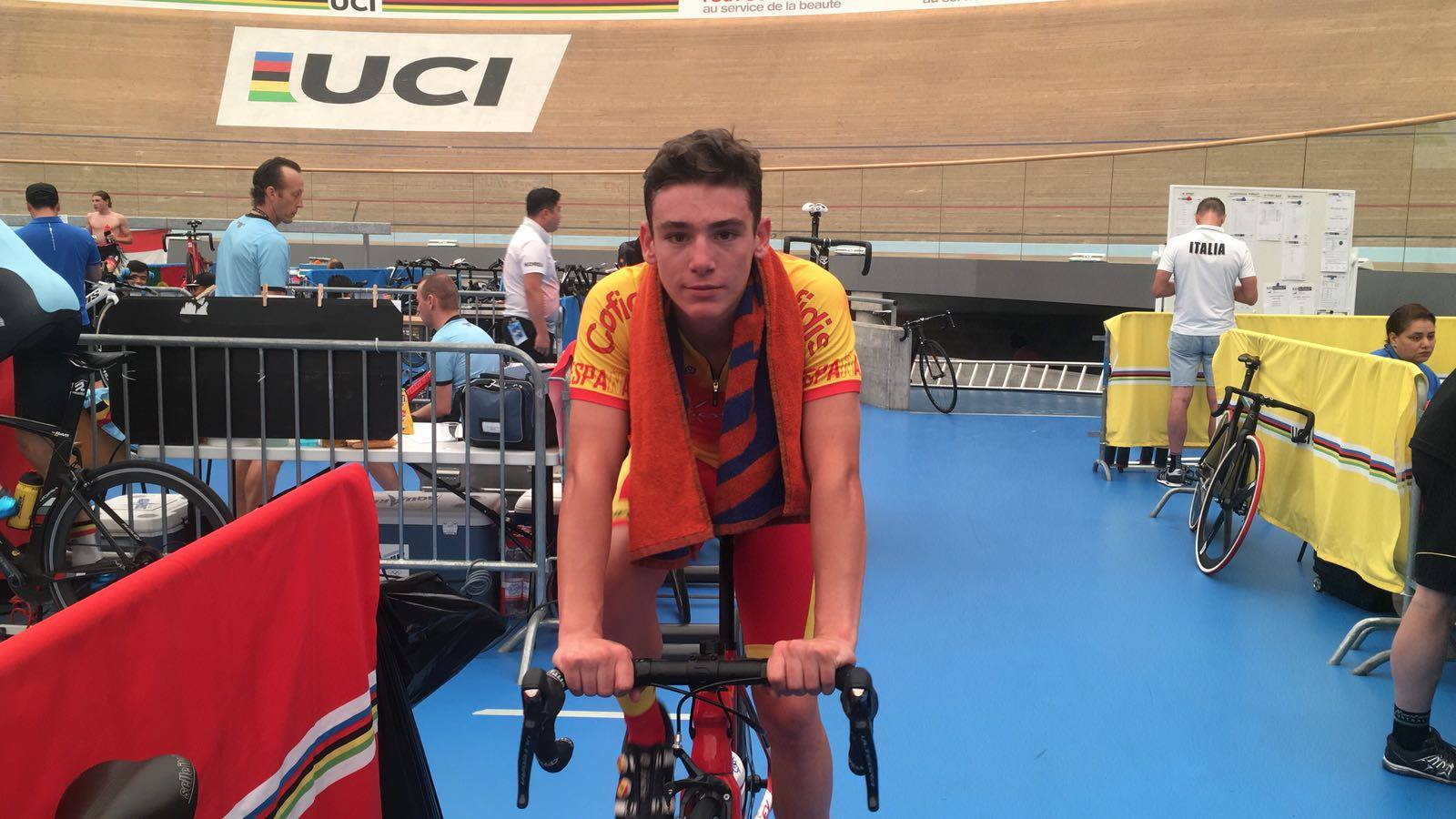 #TeamESPciclismo | Mundial de Pista Junior 2018