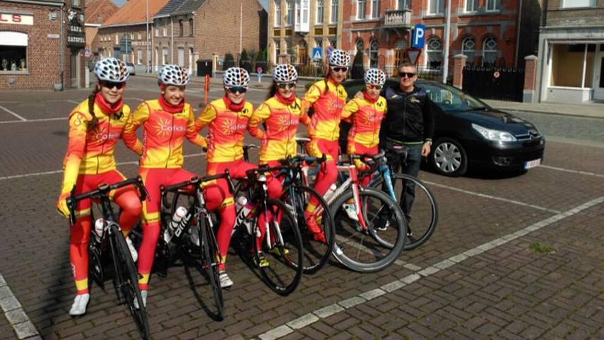 #TeamESPciclismo | Vuelta Ribera del Duero Junior 2018
