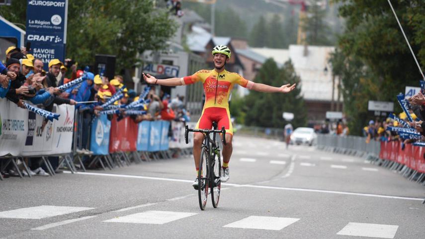 #TeamESPciclismo | Tour del Porvenir 2018