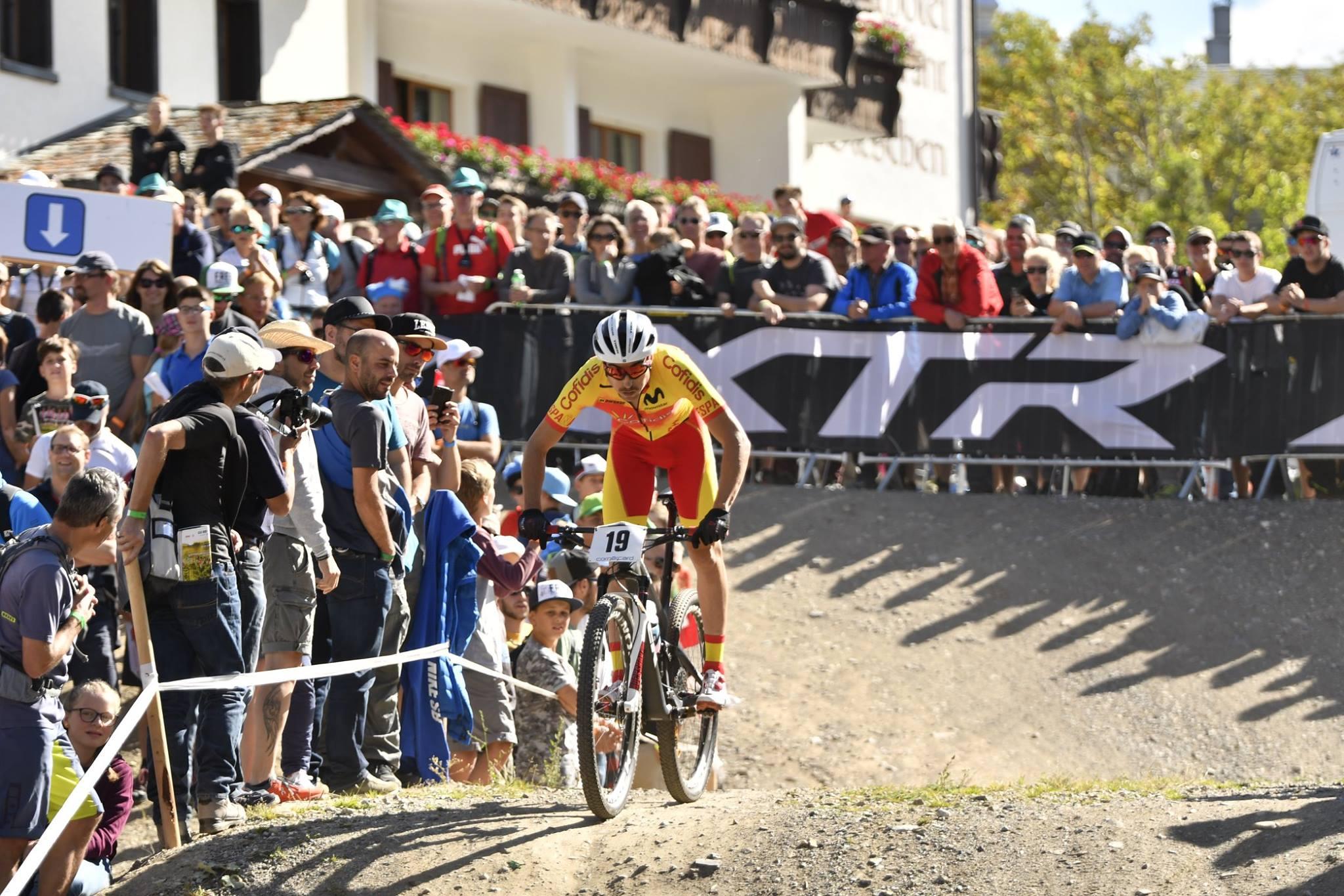 #TeamESPciclismo | Mundial BTT XCO DHI 2018 / Lenzerheide