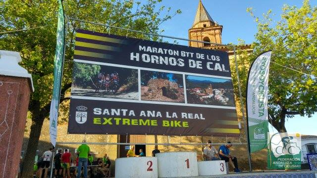 10ª MARATON BTT HORNOS DE CAL - EXTREME BIKE SANTA ANA LA REAL 2017
