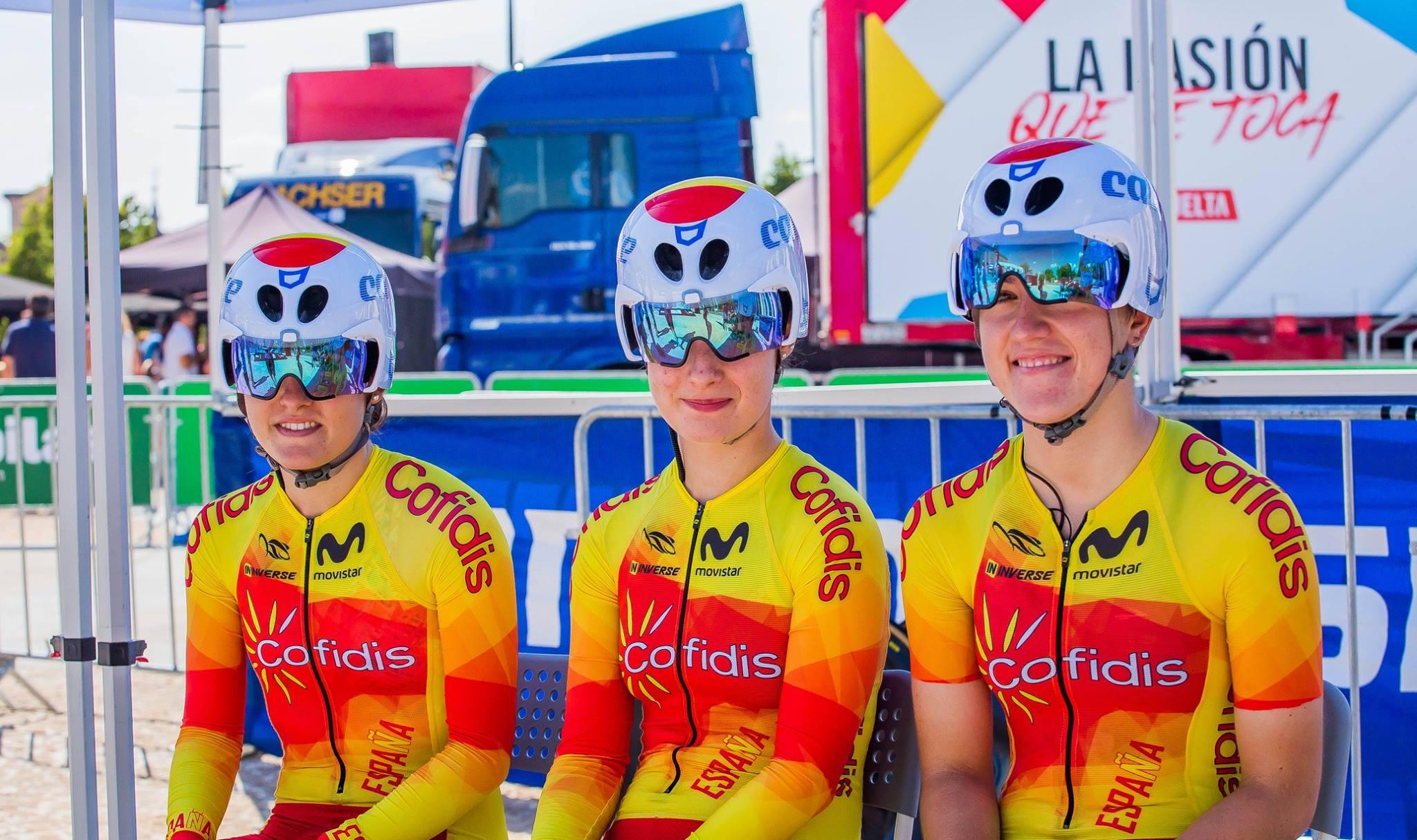 #TeamESPciclismo | Madrid Challenge Femenina 2018 / Carretera