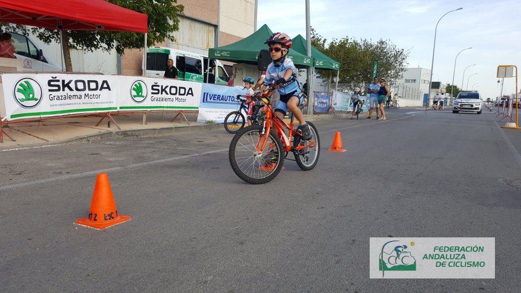 2º TROFEO ESCUELA CICLISTA CHICLANERA