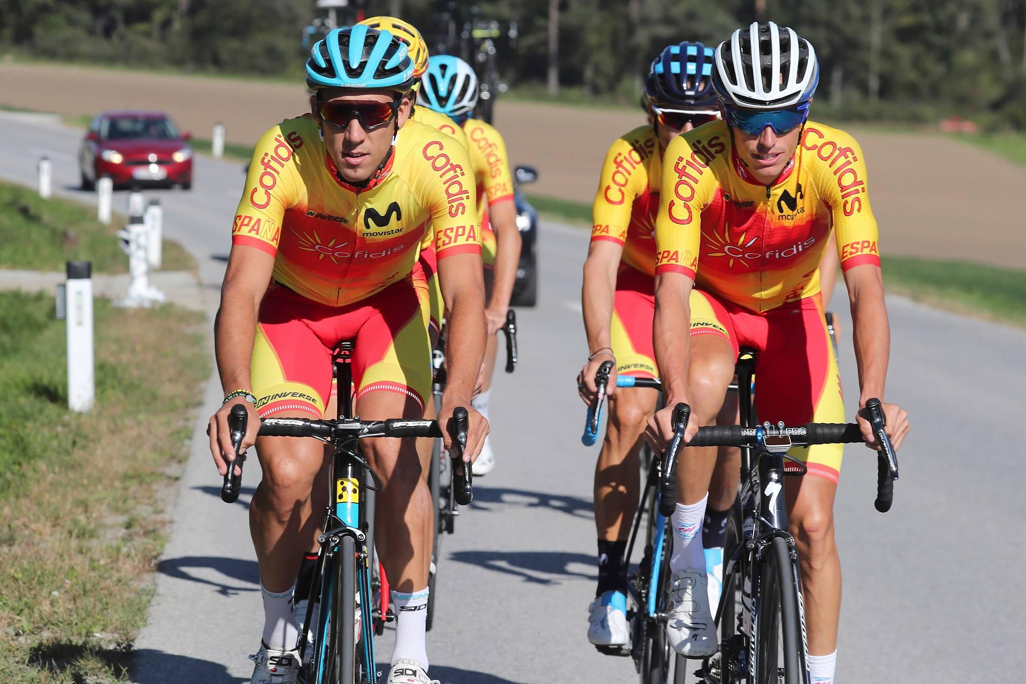 #TeamESPCiclismo / Campeonato del Mundo de Carretera / Innsbruck