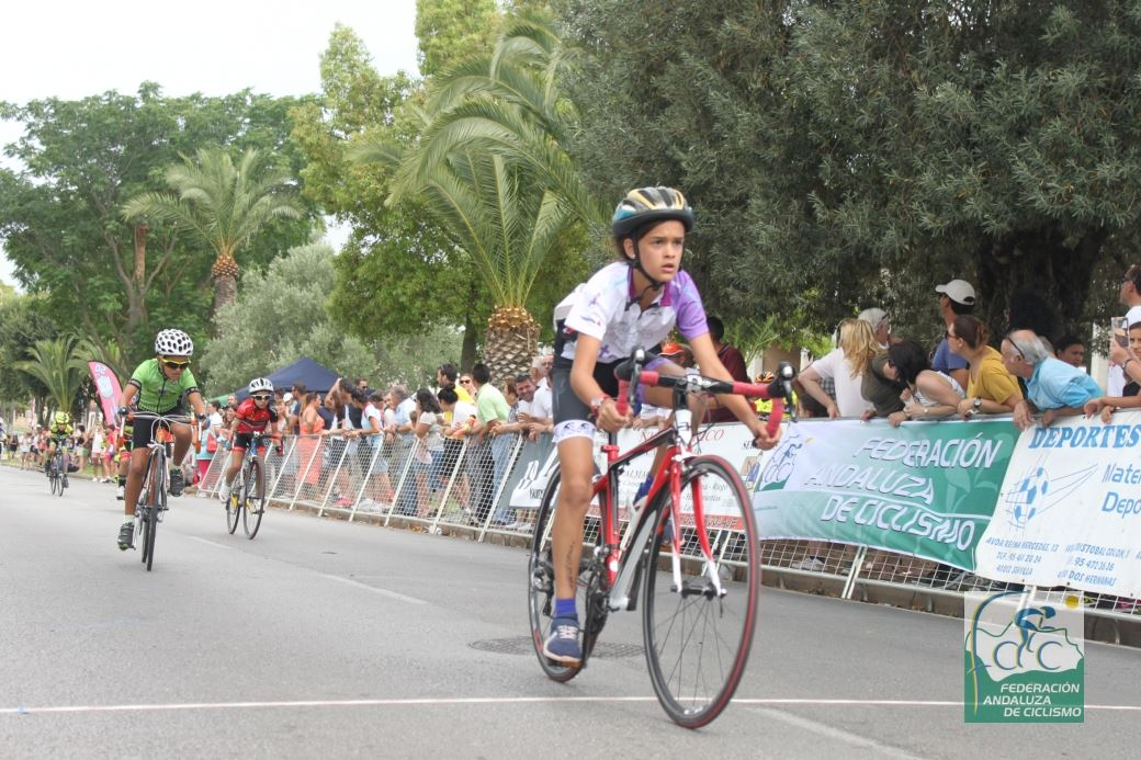 CAMPEONATO DE ANDALUCIA DE ESCUELAS - XXXIII TROFEO BARRIADA JULIO CARRASCO