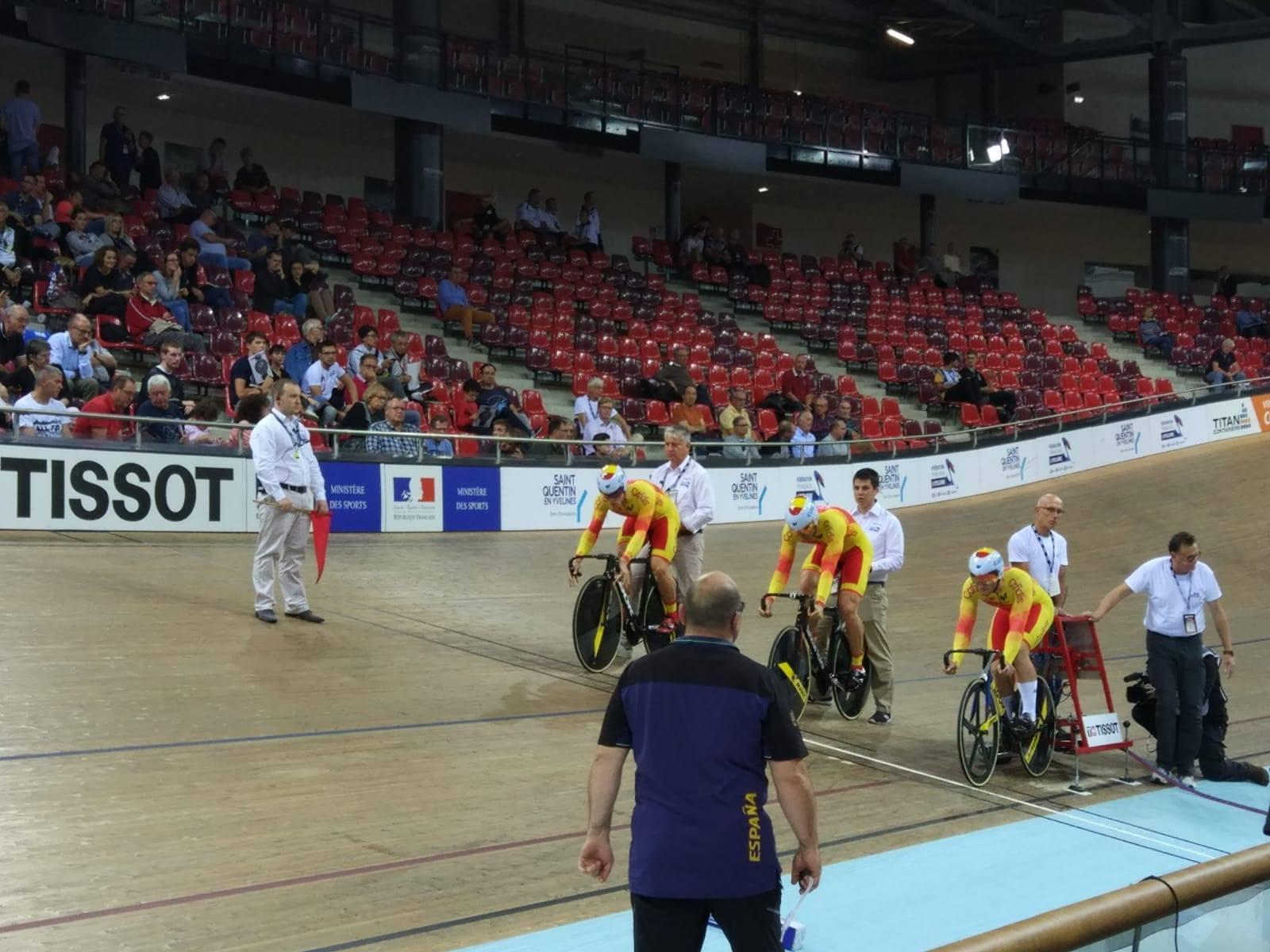 #TeamESPciclismo | Copa del Mundo Pista 2019