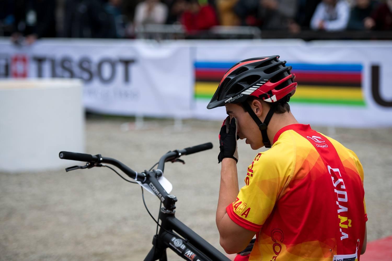 #TeamESPciclismo | Mundiales de Ciclismo Urbano 2018 / Chengdu