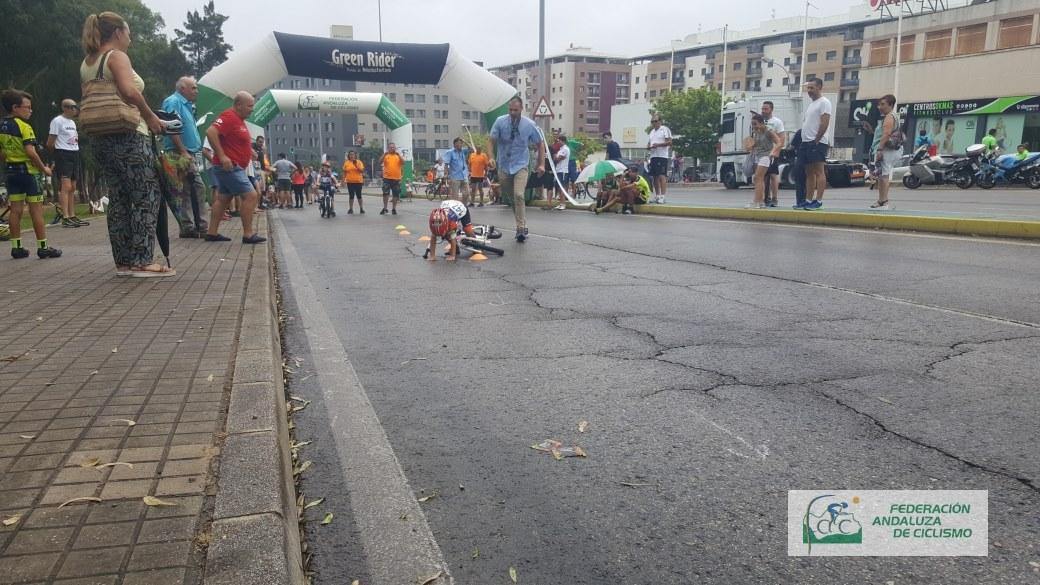 VUELTA ANDALUCIA NATURE: 2ª ETAPA - VIII CLASICA DE ALGECIRAS