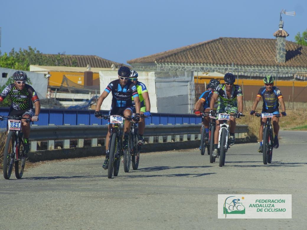 XXIV RUTA JOSE ALONSO CALVENTE EL CEBOLLETA