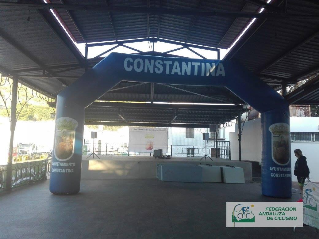 II MARCHA CICLOTURISTA BTT DE CONSTANTINA