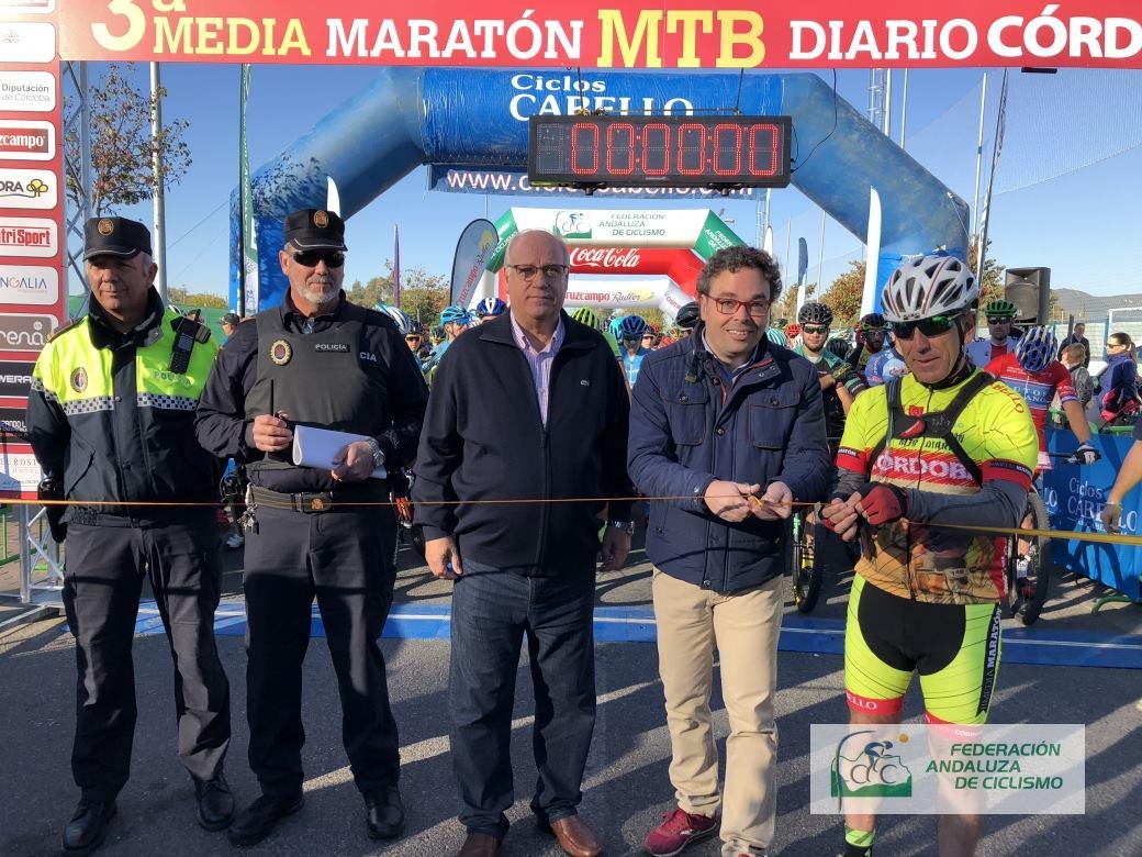 3ª MEDIA MARATON MTB DIARIO CORDOBA