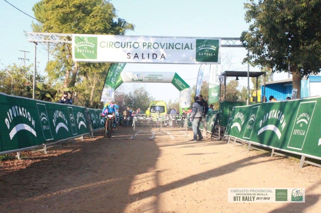 CIRCUITO DIPUTACION DE SEVILLA - BENACAZON