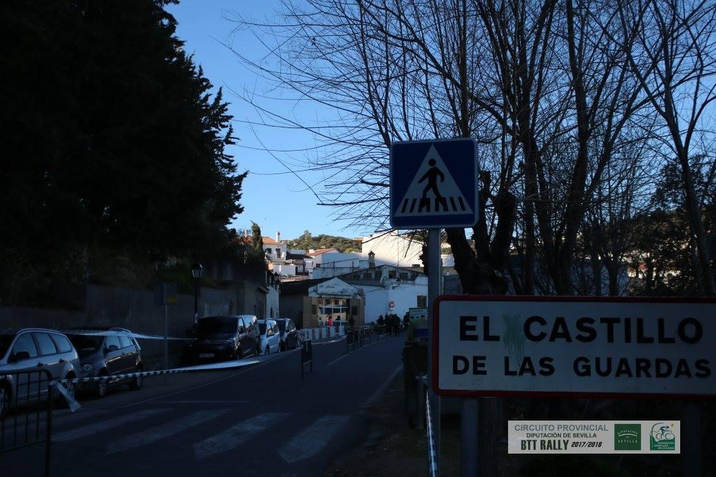 CIRCUITO DIPUTACION DE SEVILLA - EL CASTILLO DE LAS GUARDAS