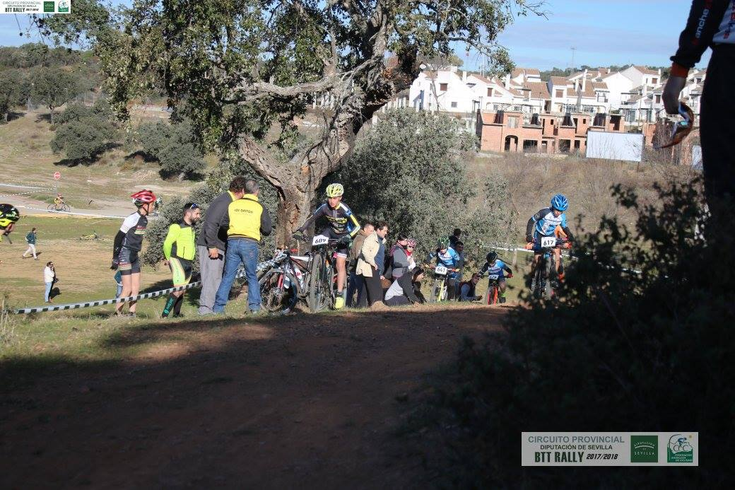 CIRCUITO DIPUTACION DE SEVILLA - EL RONQUILLO