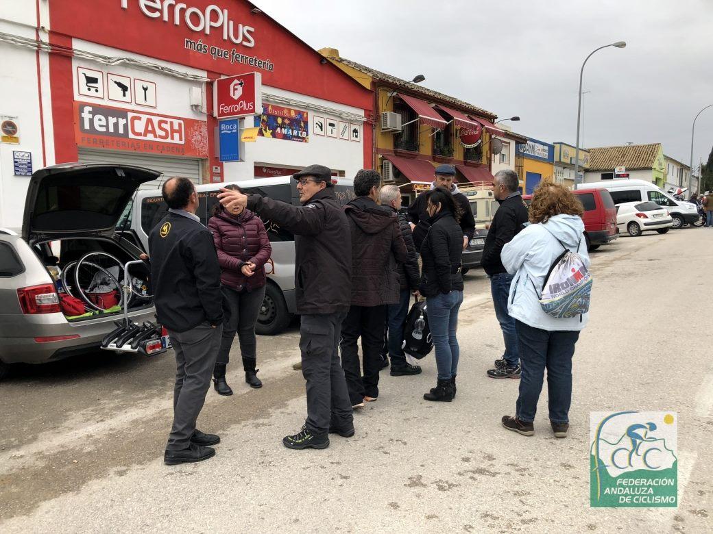 V SUBIDA AL SANTUARIO VIRGEN DE LA SIERRA