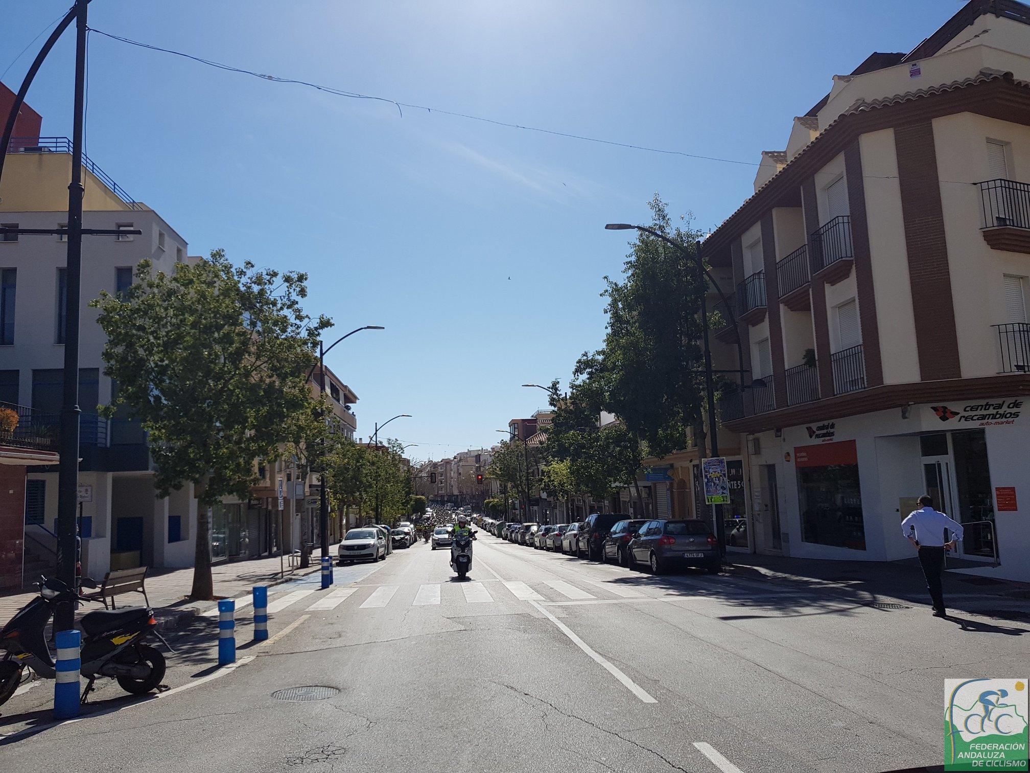 2ª SUBIDA AL ALTO DE LA BOLINA-GALWEY