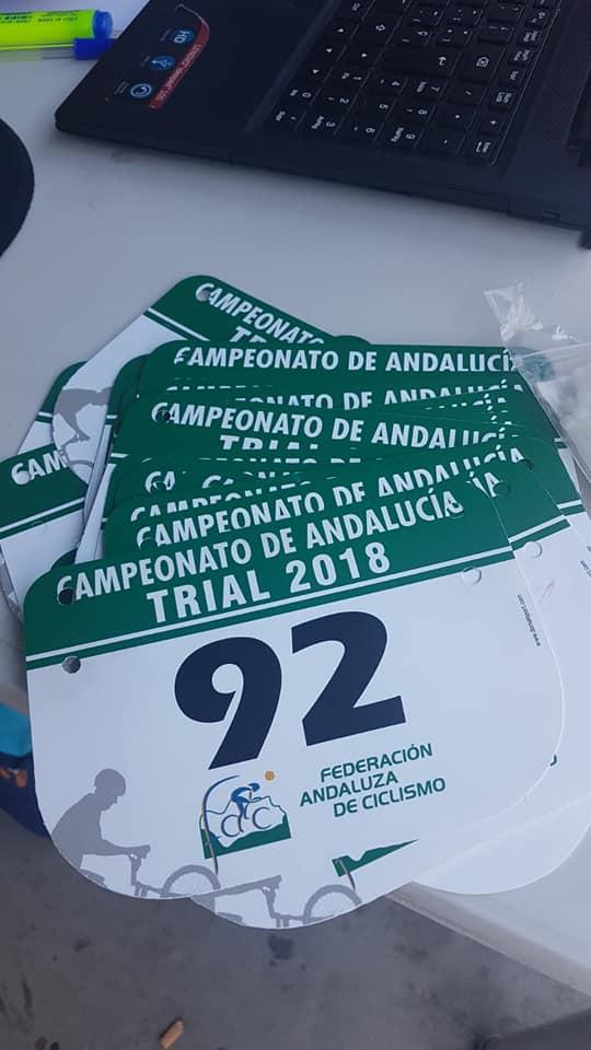 5ª PRUEBA CAMPEONATO ANDALUCIA TRIALBICI - BENAHAVIS