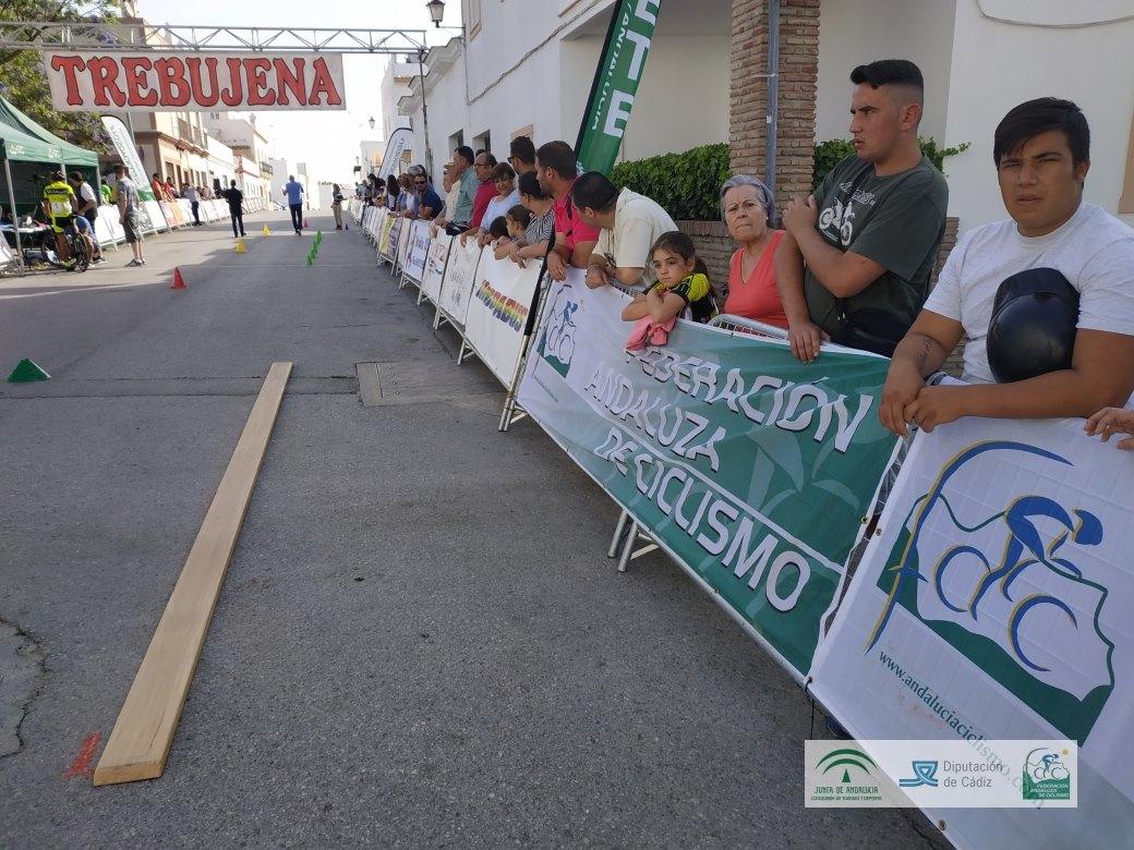 CAMPEONATO DE ANDALUCIA DE ESCUELAS XXXIII TROFEO AYUNTAMIENTO DE TREBUJENA