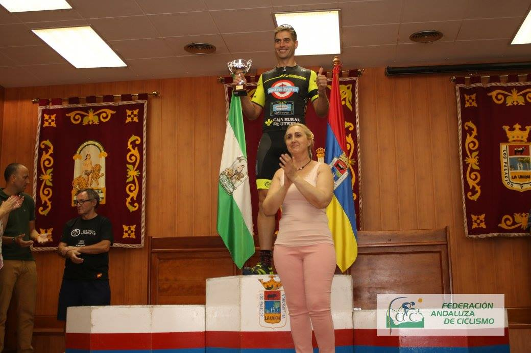 XXXIX CARRERA CLUB CICLISTA LOS PALACIOS