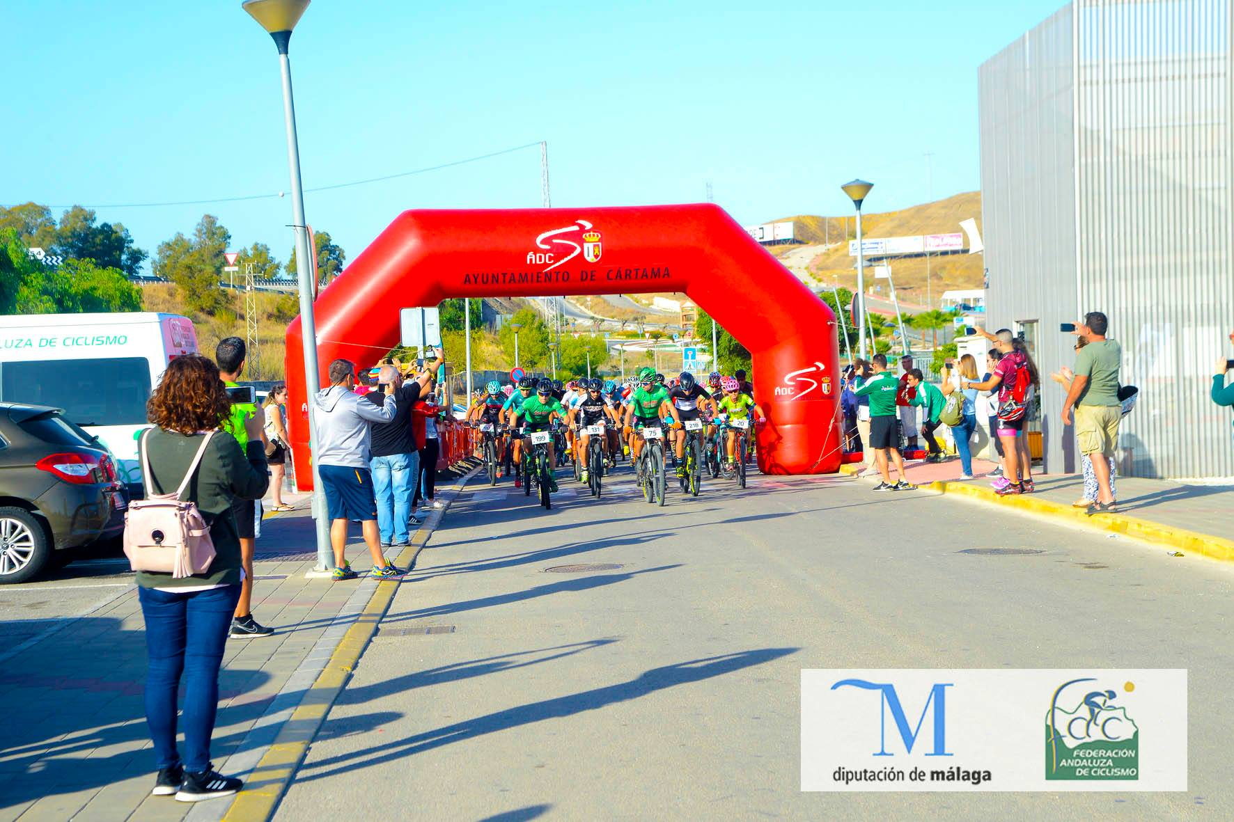 8ª MEDIA MARATON SALCHICHON PROLONGO DE CARTAMA