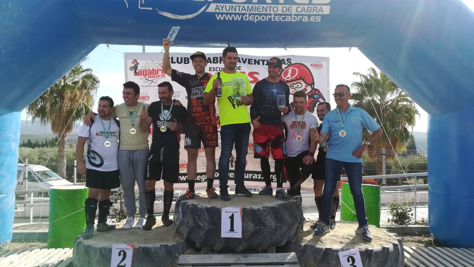 7ª PRUEBA CAMPEONATO ANDALUCIA TRIALBICI - VII TRIALSIN DE CABRA