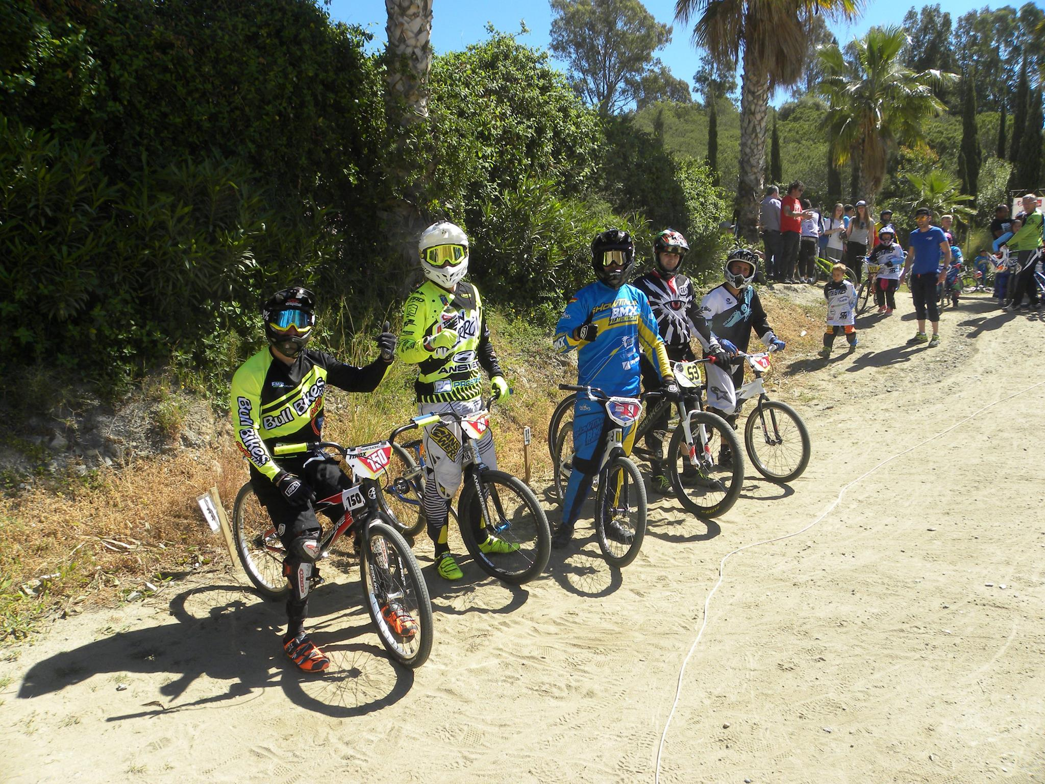 1ª PRUEBA COPA DE ANDALUCIA BMX