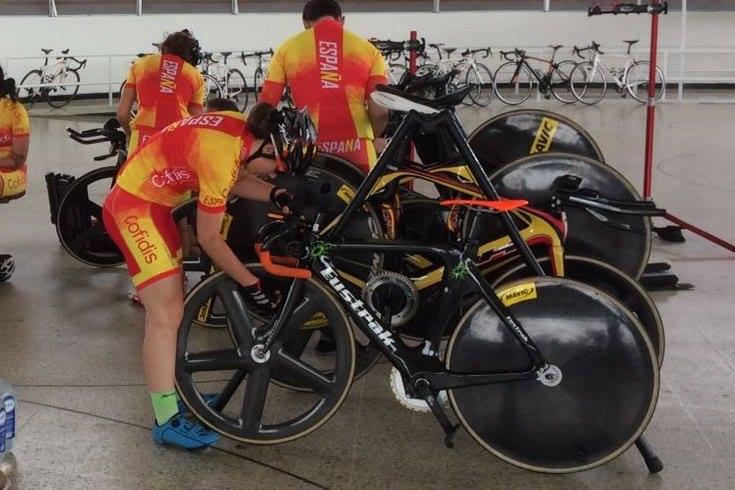 #TeamESPciclismo / Copa del Mundo Pista / Cali (Colombia) / 2017