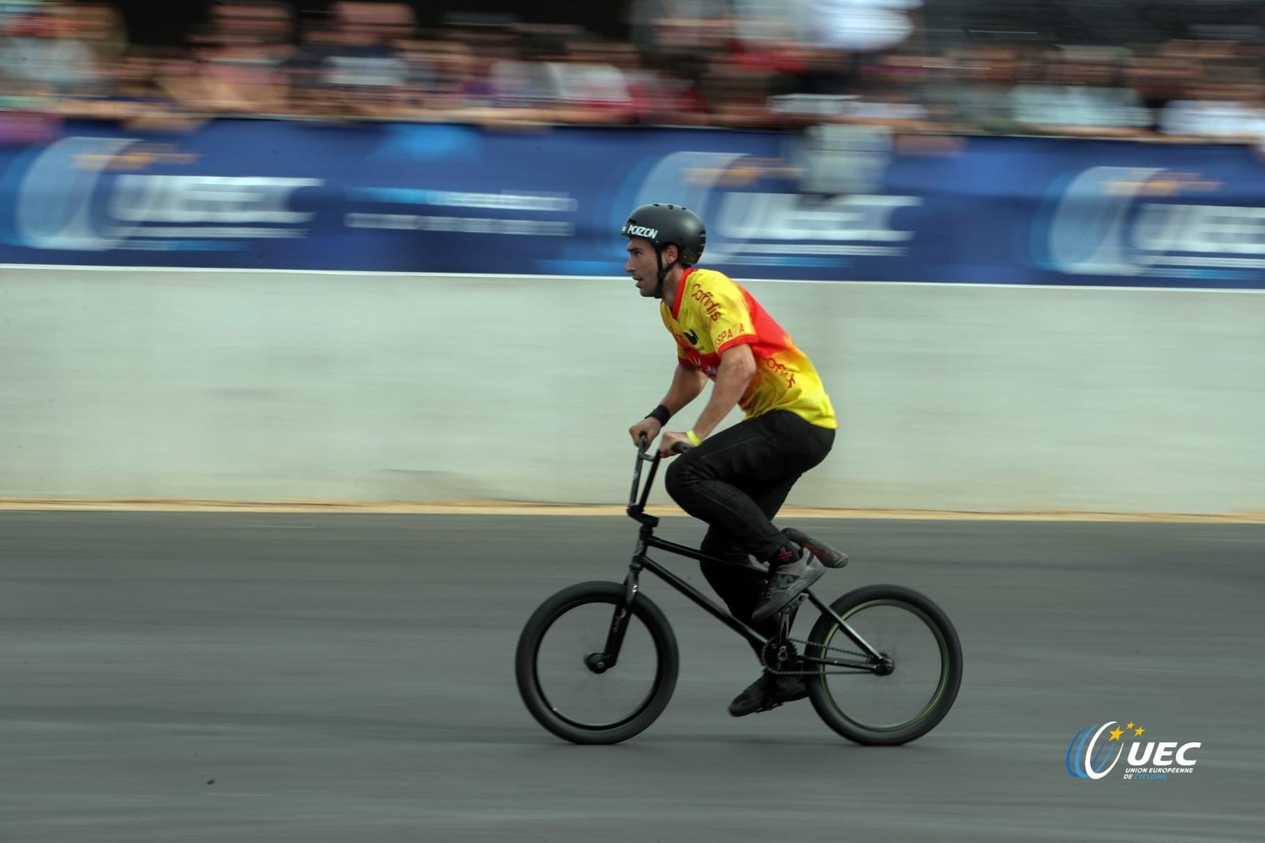 #TeamESPciclismo / Campeonato de Europa de BMX Freestyle 2019, Cadenazzo