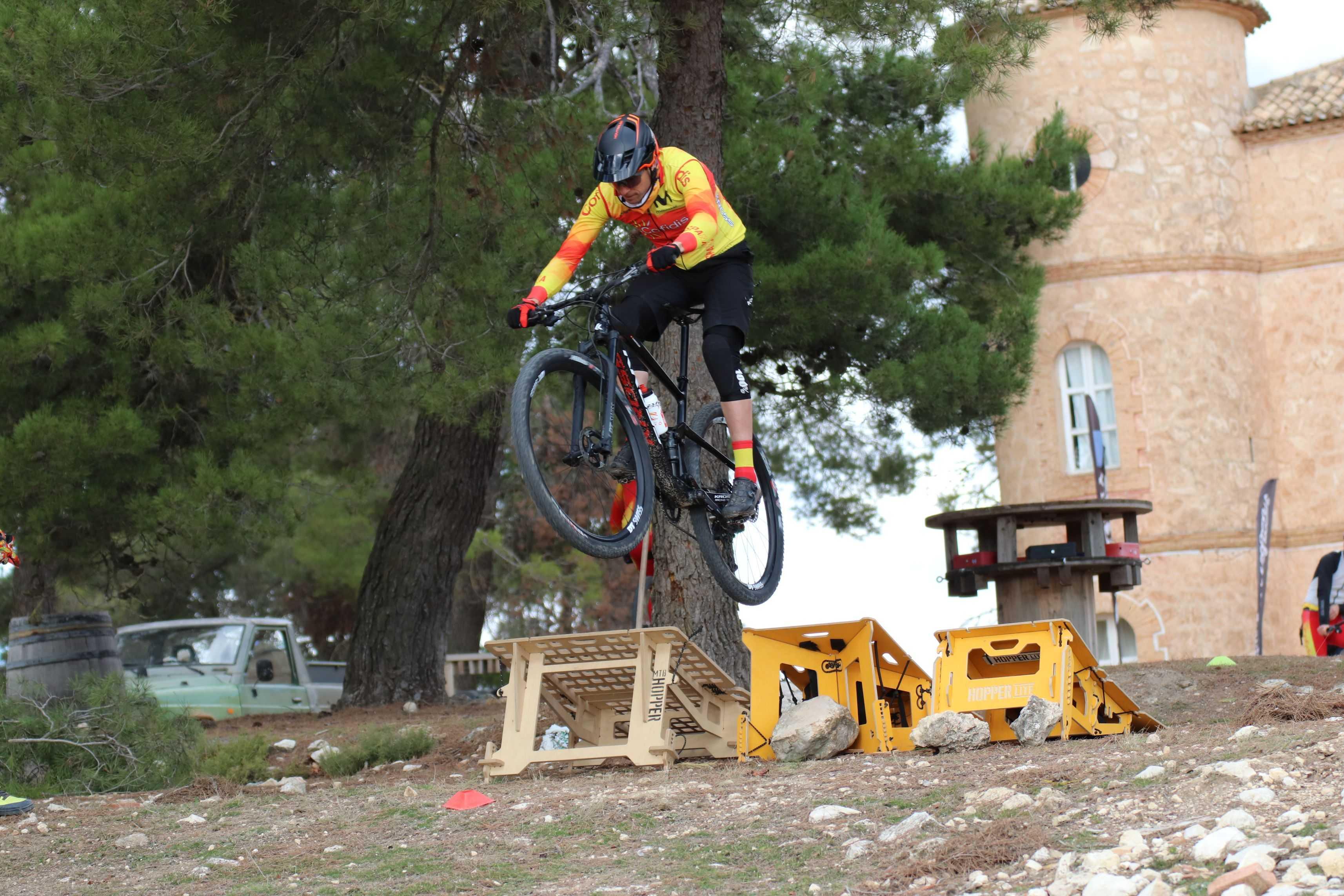 Alto Rendimiento y Tecnificación - BTT, Alicante, diciembre 2020
