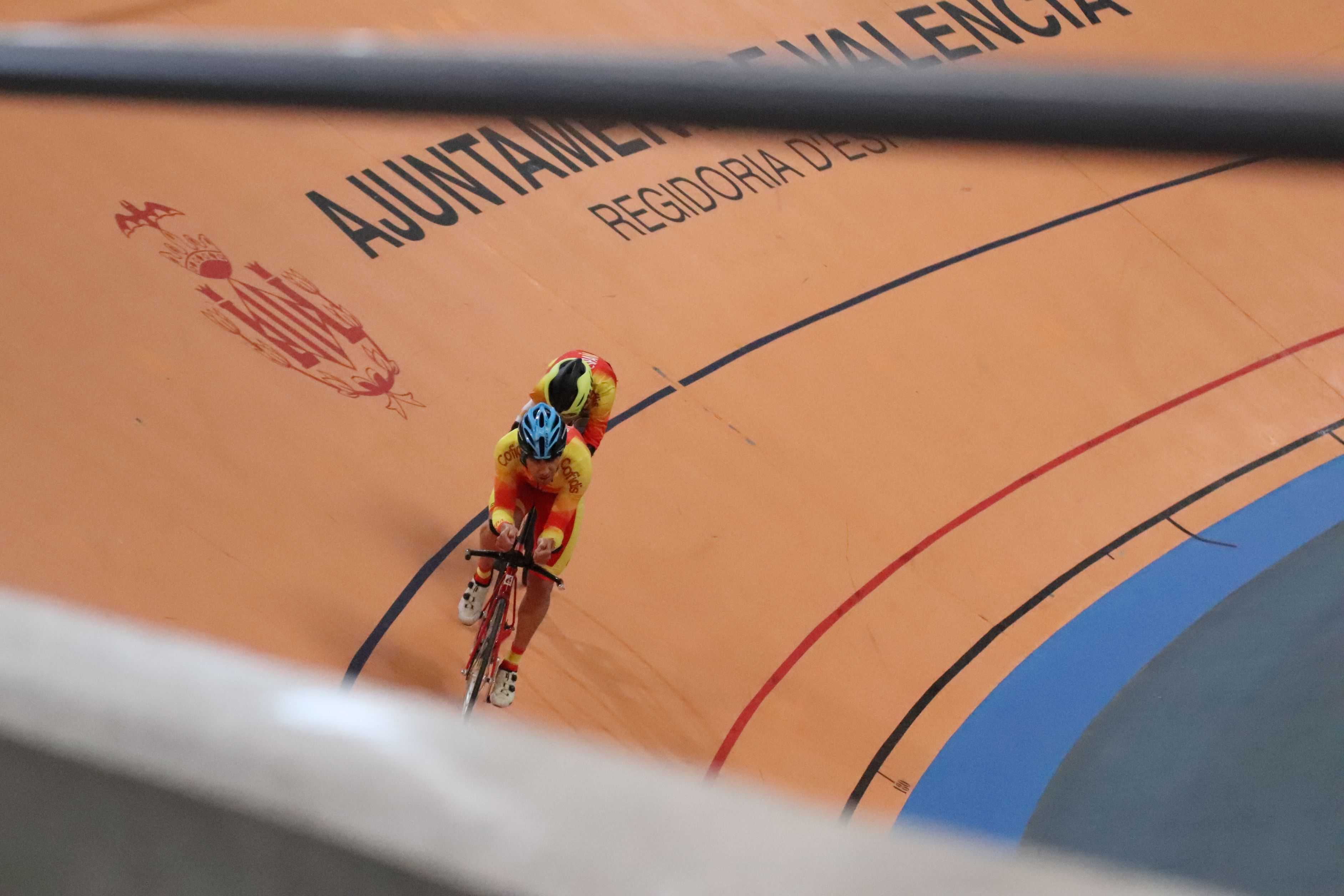 #TeamESPciclismo - Concentración Ciclismo Adaptado, preparación JJPP - 8 al 14 de marzo 2021