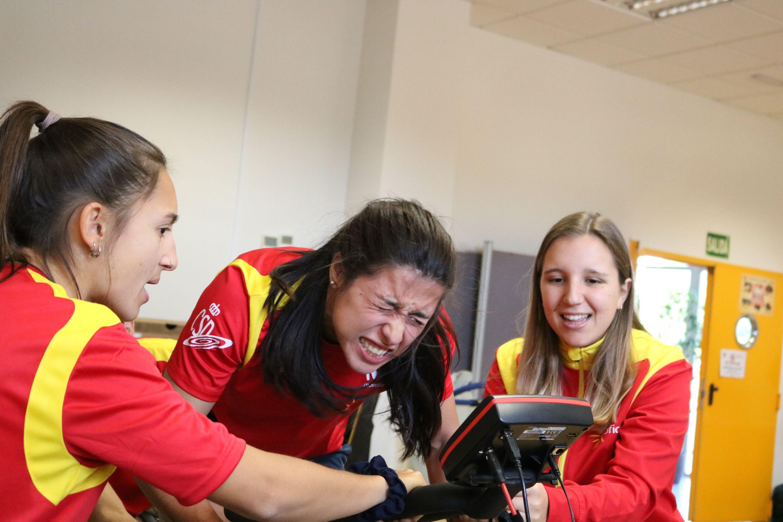 Alto Rendimiento y Tecnificación - 2ª concentración de BMX, Elche, diciembre 2019