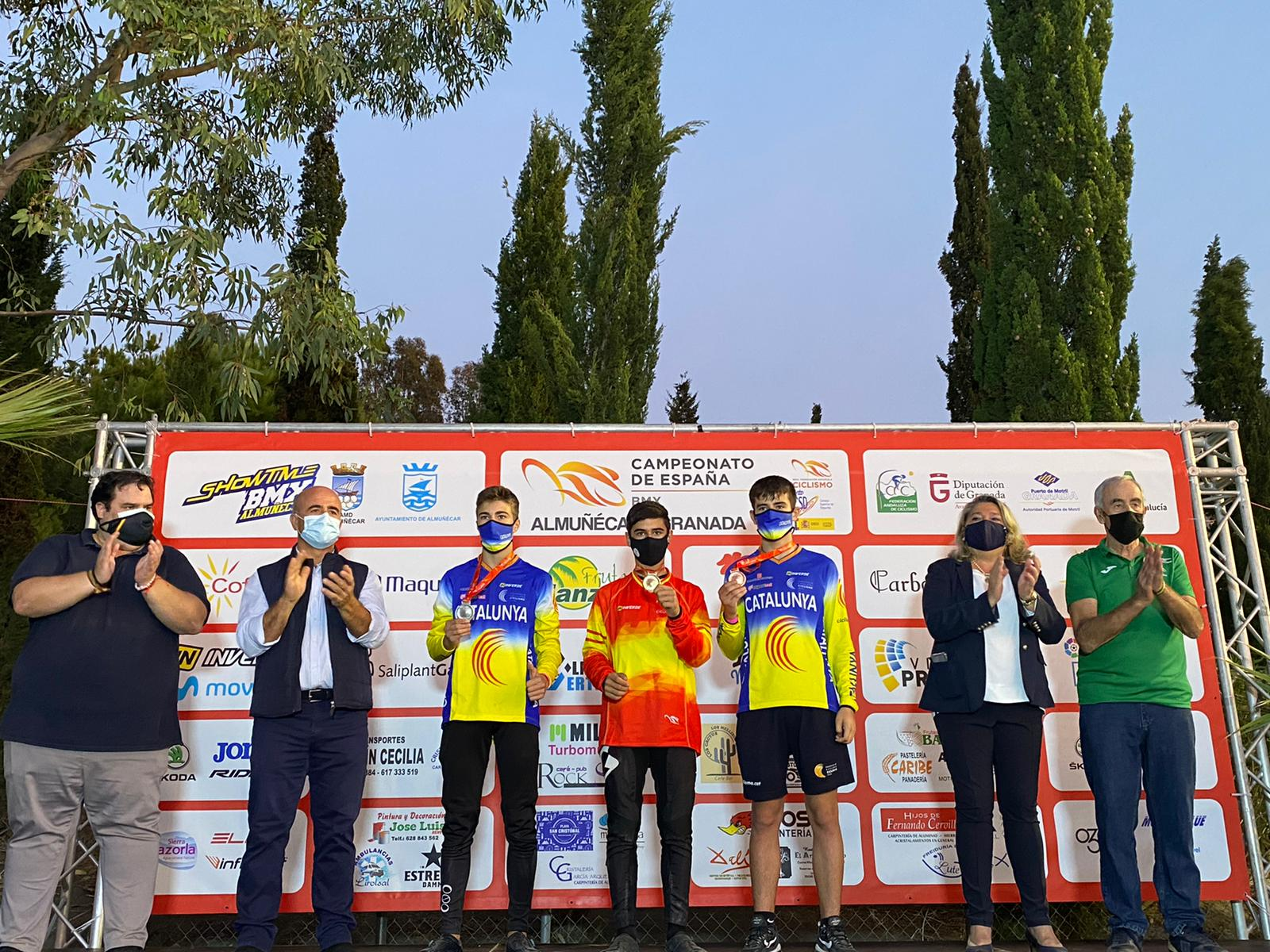 Campeonato de España de BMX Racing 2020 - Almuñécar