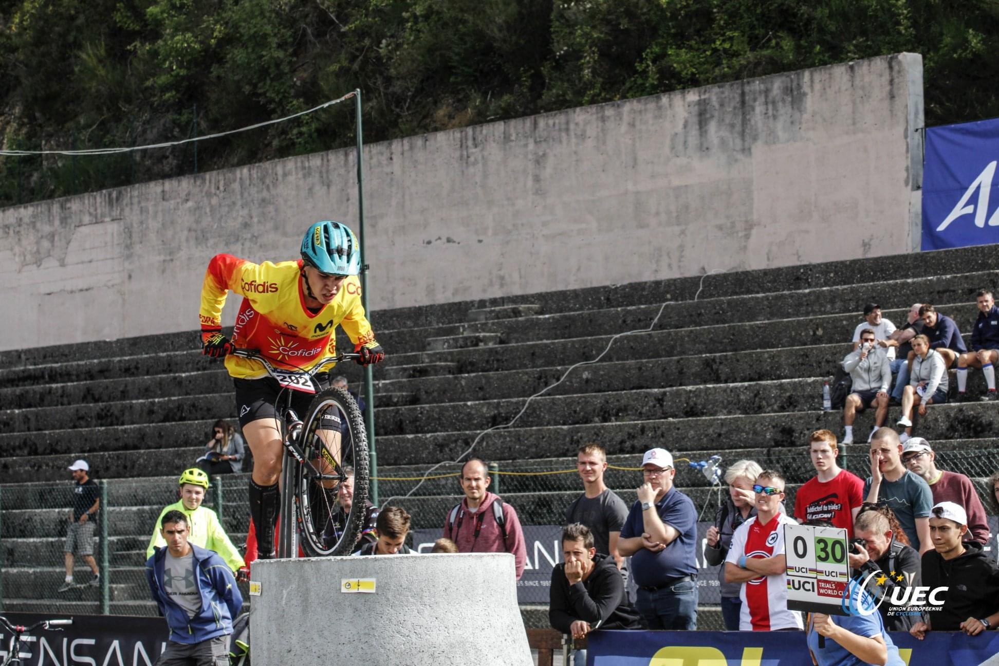 #TeamESPciclismo / Campeonato de Europa de Trial 2019