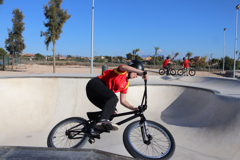 Alto Rendimiento y Tecnificación - BMX Freestyle, Alicante, diciembre 2020