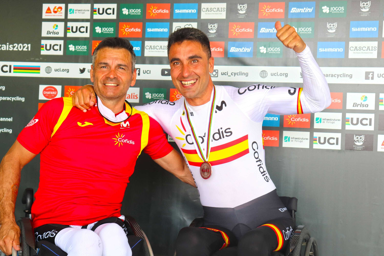 #TeamESPciclismo - Mundial Ciclismo Adaptado Carretera, Cascais 2021 (días 4 y 5)