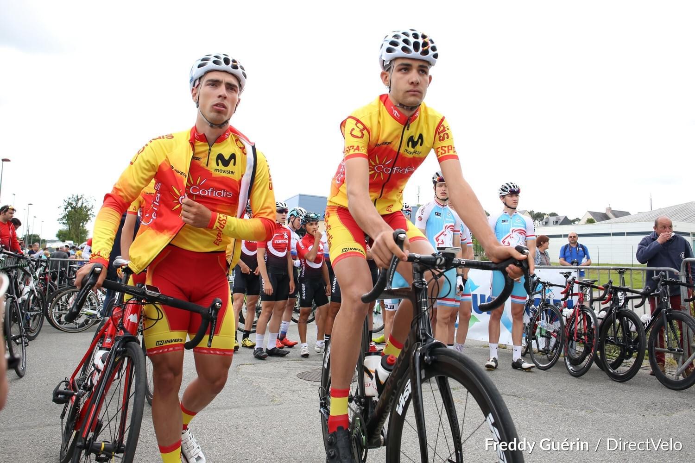 #TeamESPciclismo / Copa de las Naciones Jr / Trophée Centre Morbihan