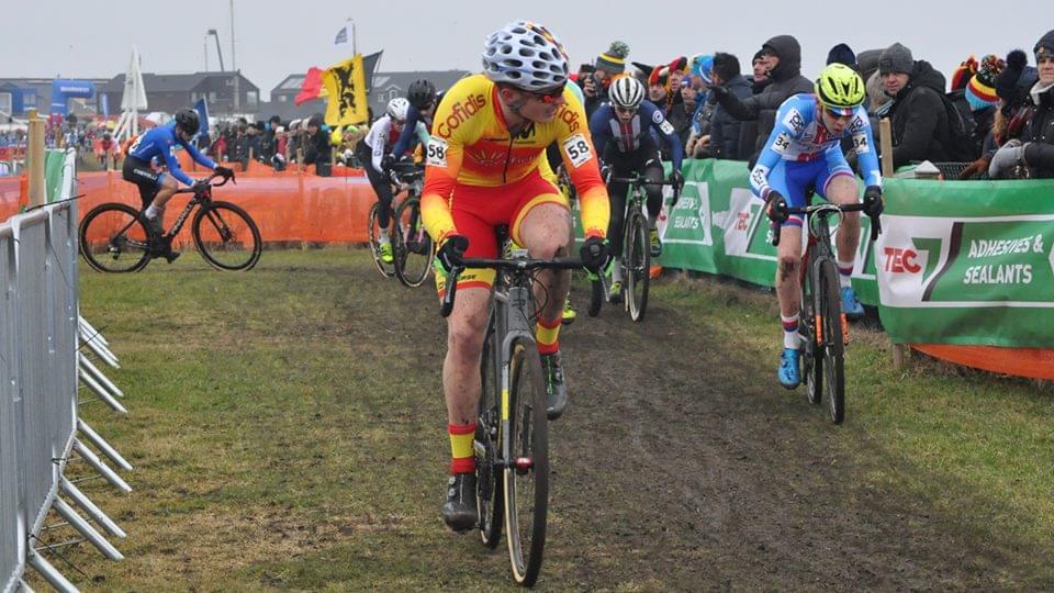 #TeamESPciclismo | Mundial de Ciclocross Bogense 2019