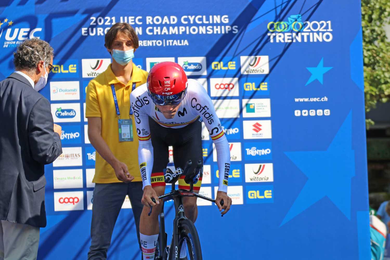 #TeamESPciclismo - Campeonato de Europa de Carretera de Trento 2021