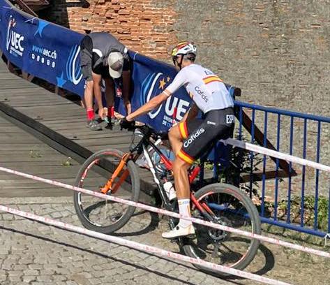 #TeamESPciclismo - Europeo BTT XCO Novi Sad 2021